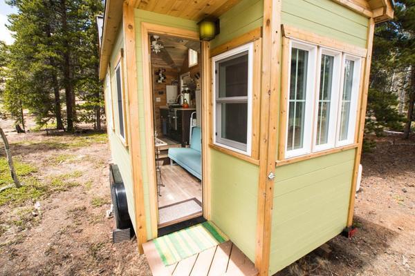 1 Story Tiny House
