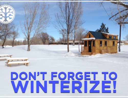 Prepping Your Tiny House RV For Cold Climates in 8 Steps