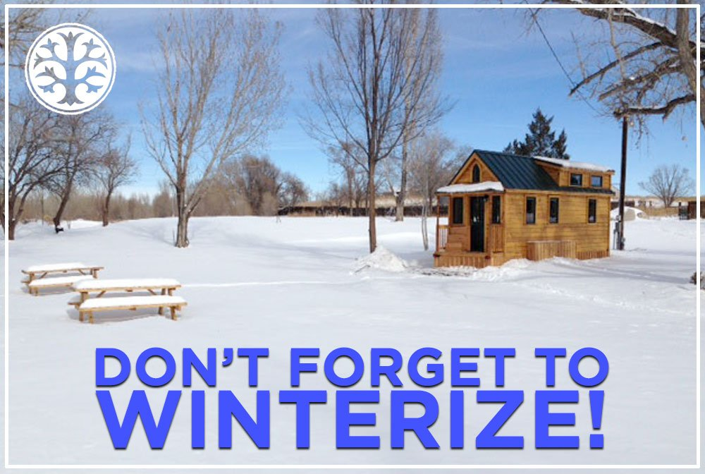 Prepping Your Tiny House For Cold Climates