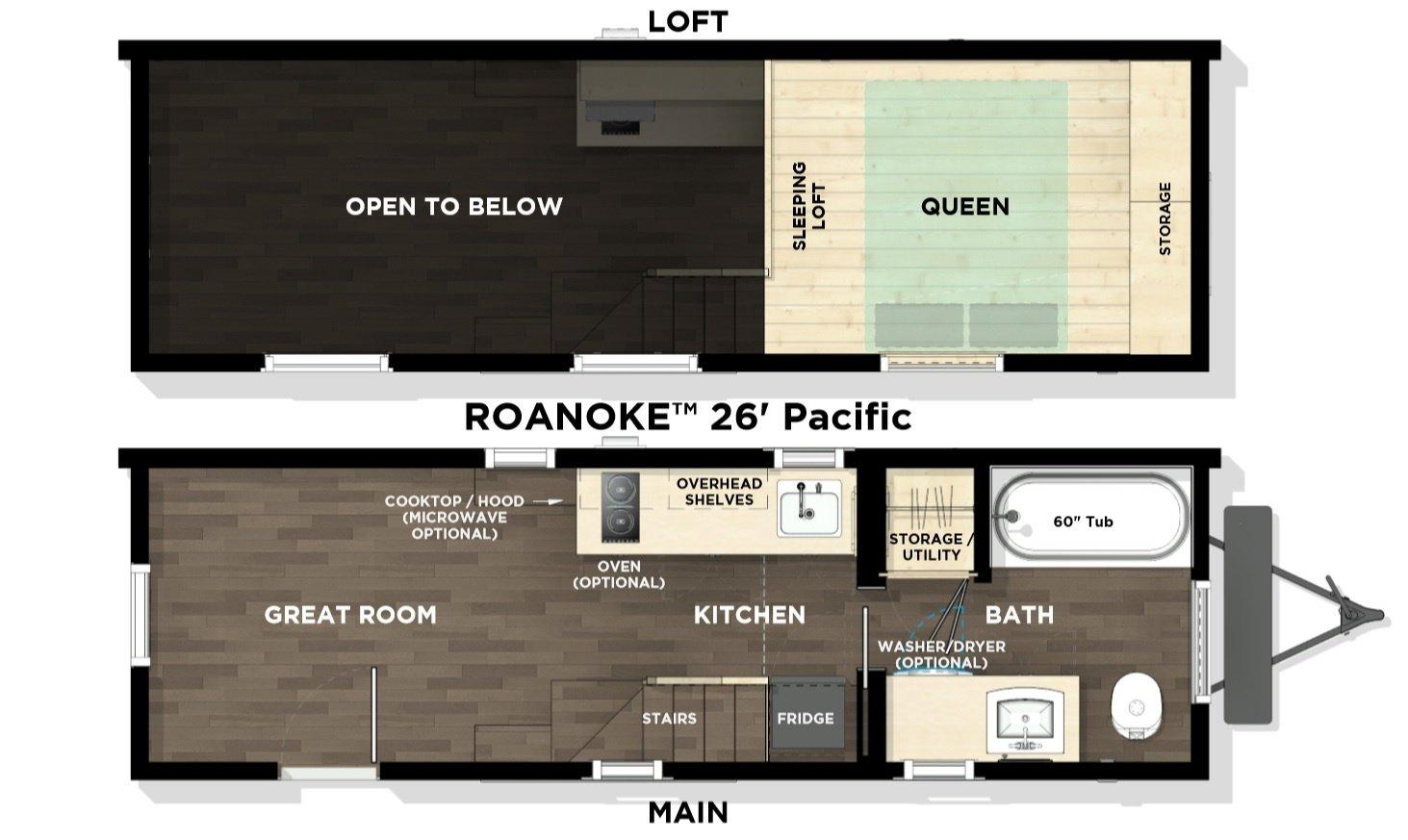 Roanoke Vista Floor Plan