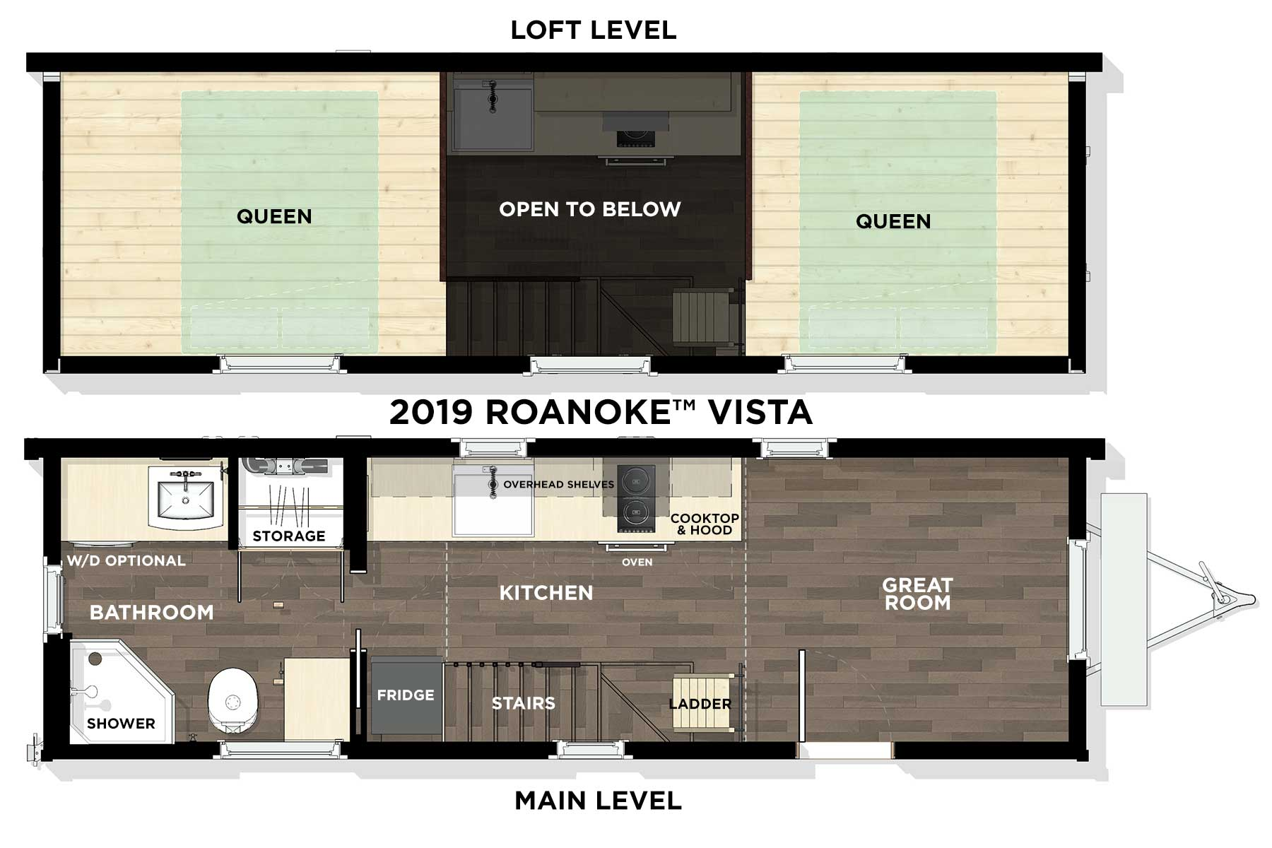 Roanoke™ 26 Vista