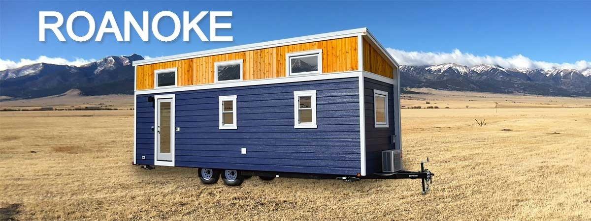 Roanoke by Tumbleweed Tiny House Company