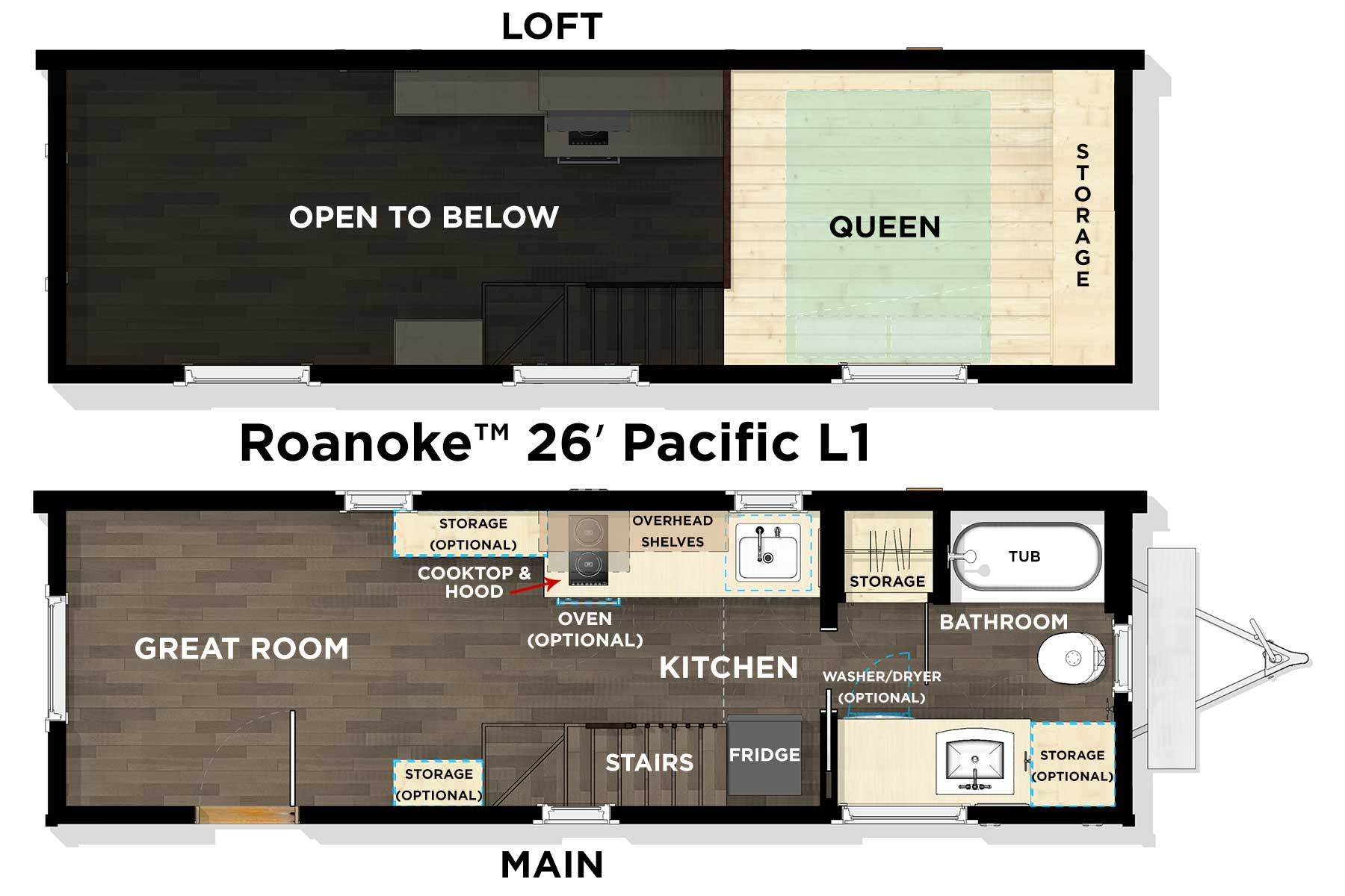 Roanoke Vista Floor Plan
