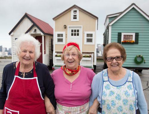 Tumbleweeds for Senior Citizens