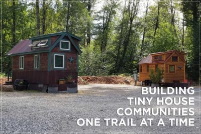 Simplify Tiny Homes at South Prairie Creek RV Park