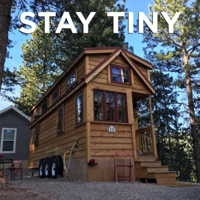 The Great Outdoors - Stay Tiny