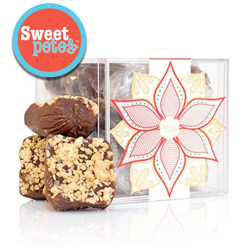 Sweet Pete's Gingerbread Fudge