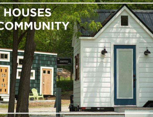 Tiny House Community Parking
