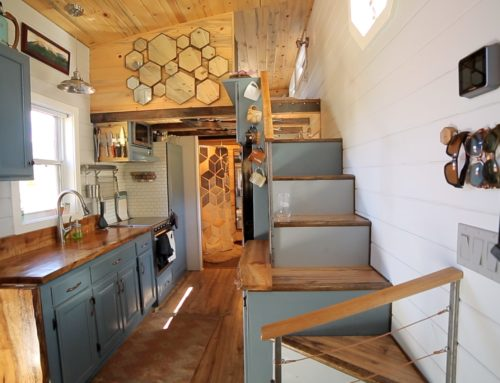 4 Key Tiny House Décor Considerations