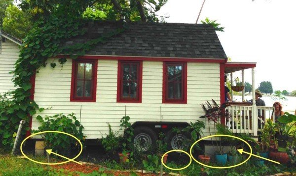 Tiny House Theft