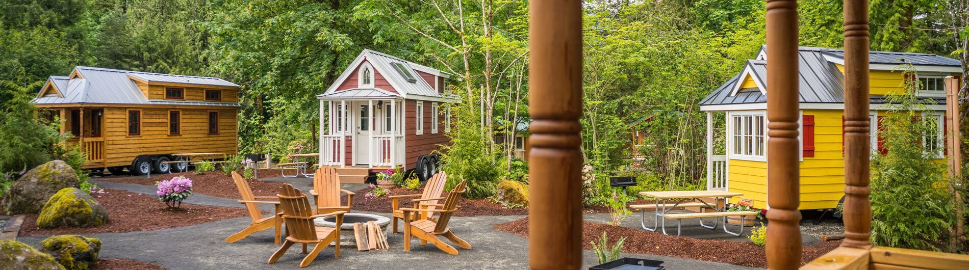 Mt Hood Tiny House Hotel