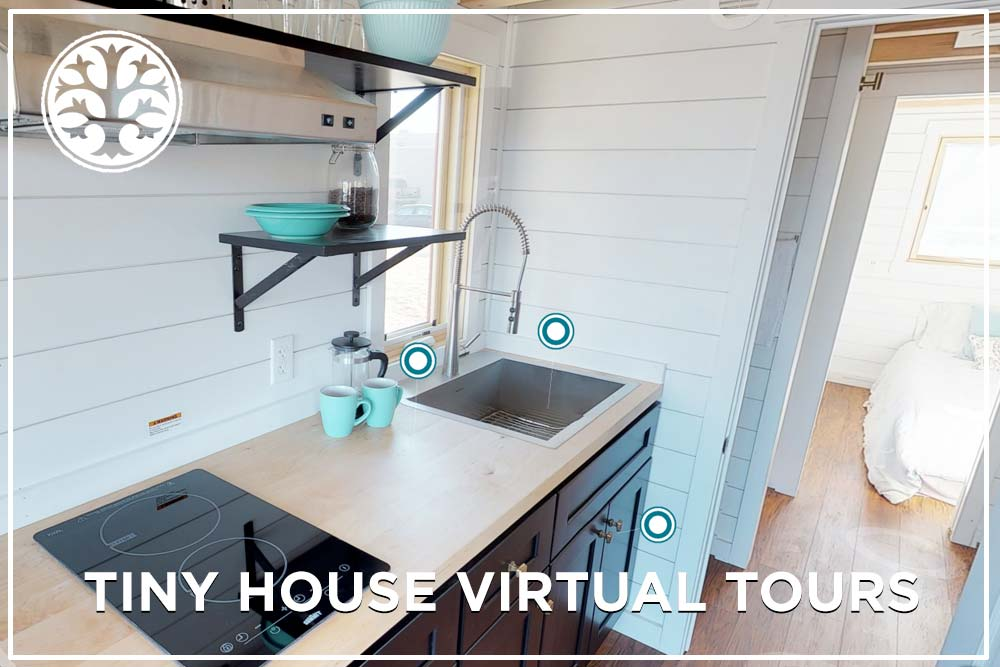 Tiny House Virtual Tours - Tumbleweed Houses