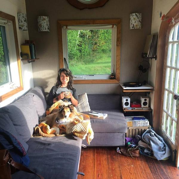 Tiny House Travelers Best Little House in Texas Photos and Interview