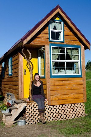 Tumbleweed Homes come on in Tiny Porch Design For Your Tiny Tumbleweed Home