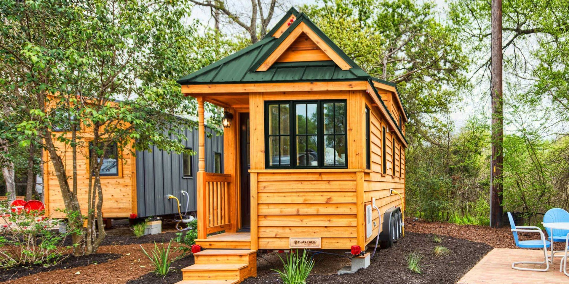 Spring Photos Of Tumbleweed Tiny Houses Across The Usa