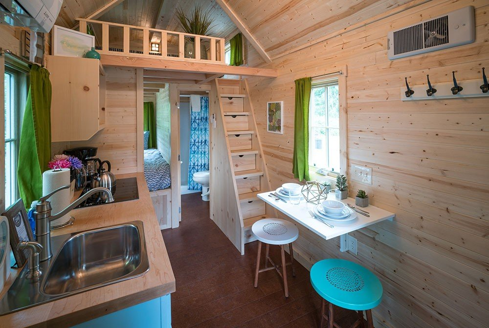 tiny house photo gallery tumbleweed houses. Black Bedroom Furniture Sets. Home Design Ideas
