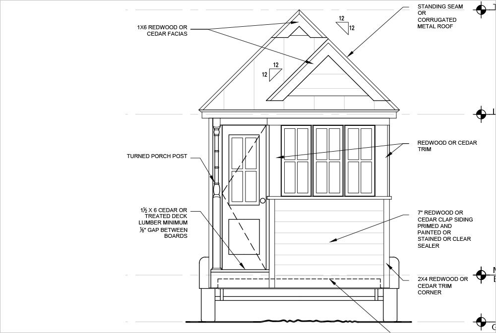 purchase tumbleweed tiny house building plans - House Building Plans