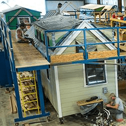 Tumbleweed Tiny House Factory