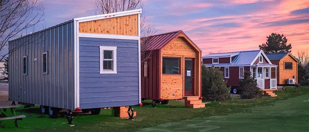 Free Tiny House Event
