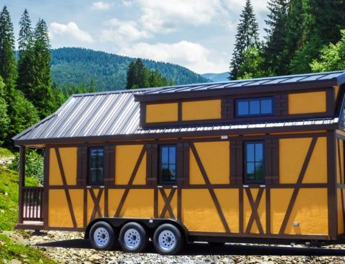 Leavenworth Tiny House Village
