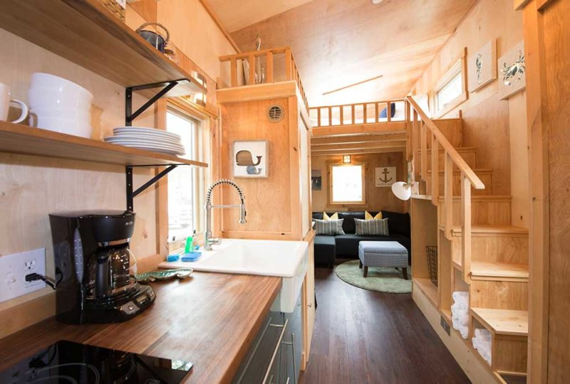Free Upgrades Two Tiny Houses For Sale Packaged With