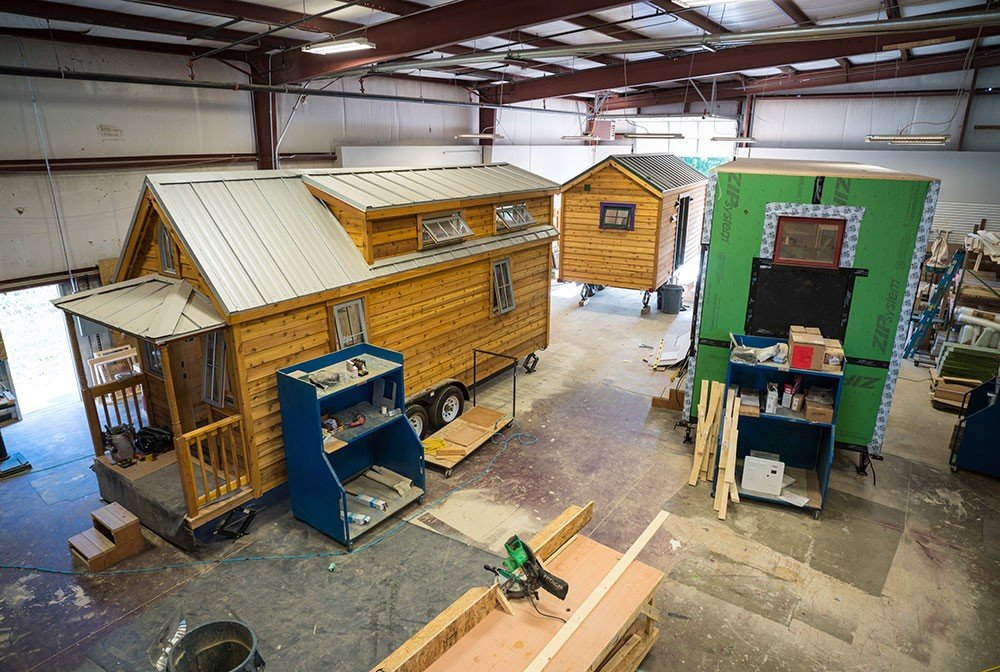 Tiny House Builders - Tumbleweed Tiny House Company