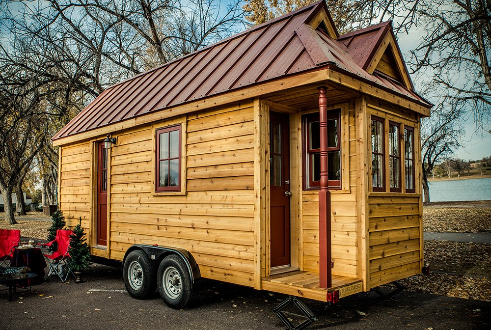 Cypress tumbleweed houses for Cypress log home prices