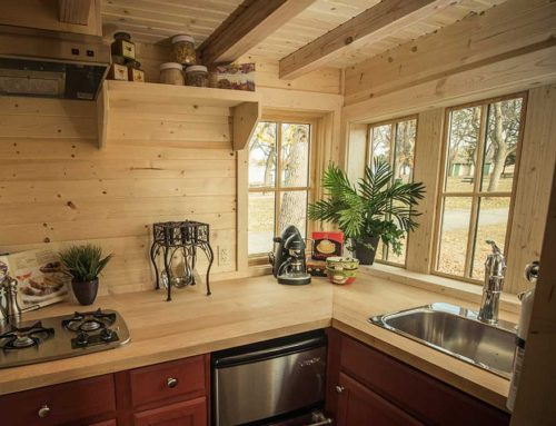 Cooking in a Tiny Kitchen: 5 Tips to Create a Happy, Functional Space