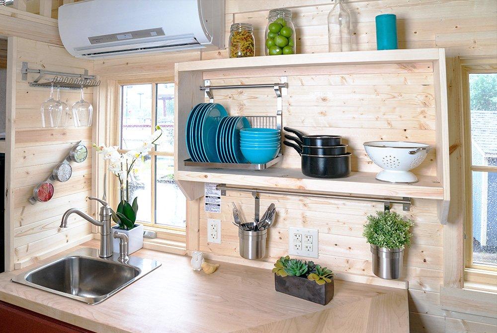 Tumbleweed Tiny House Interior cypress® - tumbleweed houses