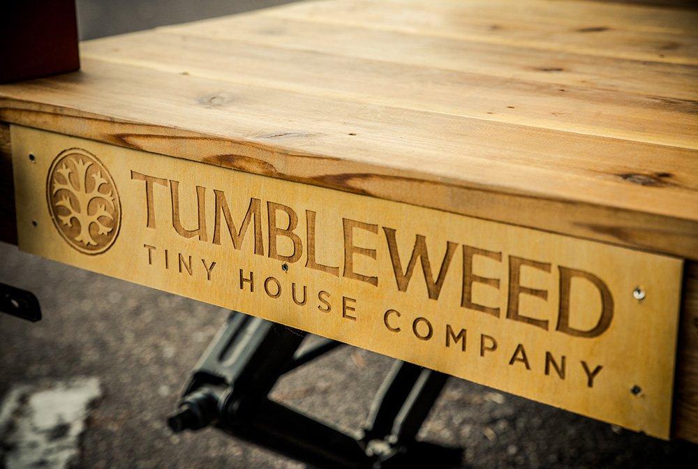 Tumbleweed Tiny House Cypress