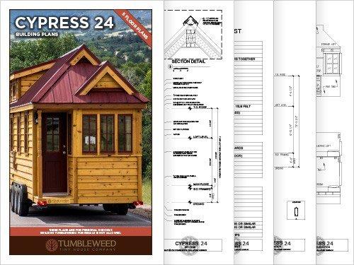 Cypress 24 Building Plans