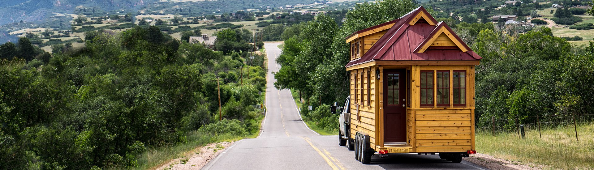 Tumbleweed Tiny House Factory Colorado Springs CO Tumbleweed