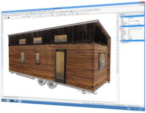 Tiny House Revit Design