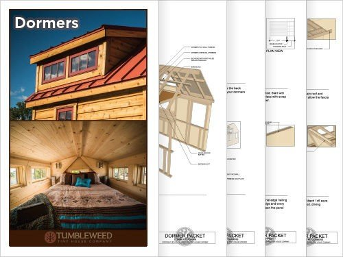 Tumbleweed Tiny House Dormer Plans