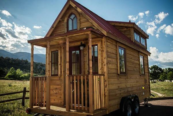 elm tumbleweed tiny houses - Mini Houses On Wheels