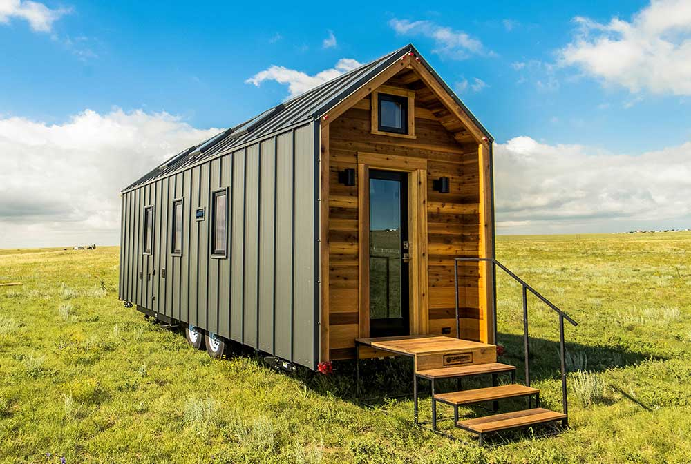 Tumbleweed Homes the compact style of tiny tumbleweed homes Tumbleweed Tiny House Farallon