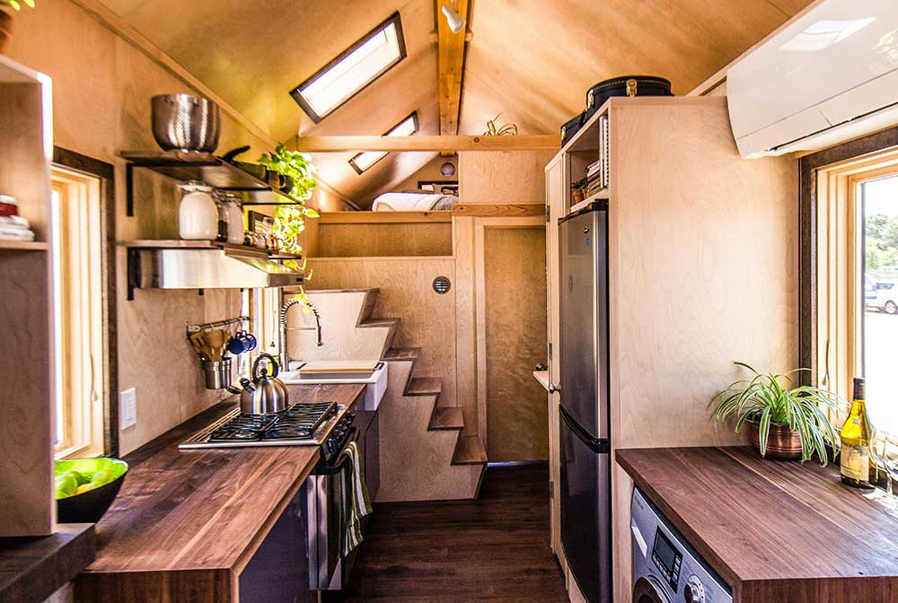 tiny house rv design. interview with designer laura schmitz