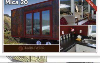 Tumbleweed Tiny House Mica 20 Plans