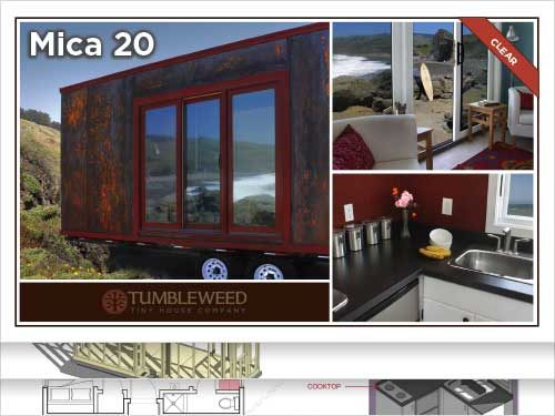 Tumbleweed Tiny House Mica 20 Plans