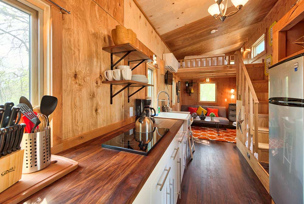 Unique Tiny House