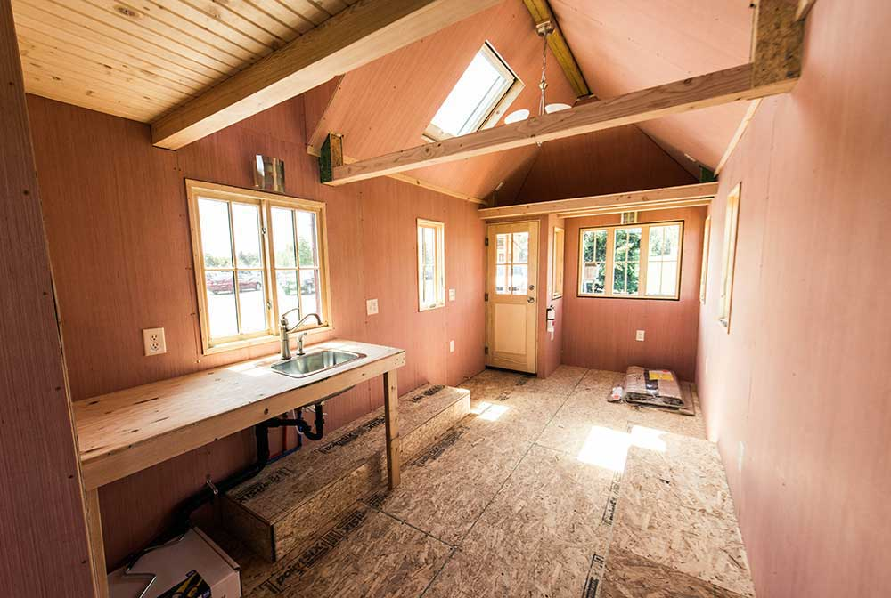 Tumbleweed Tiny House Plans Free Elegant Tiny House Floor