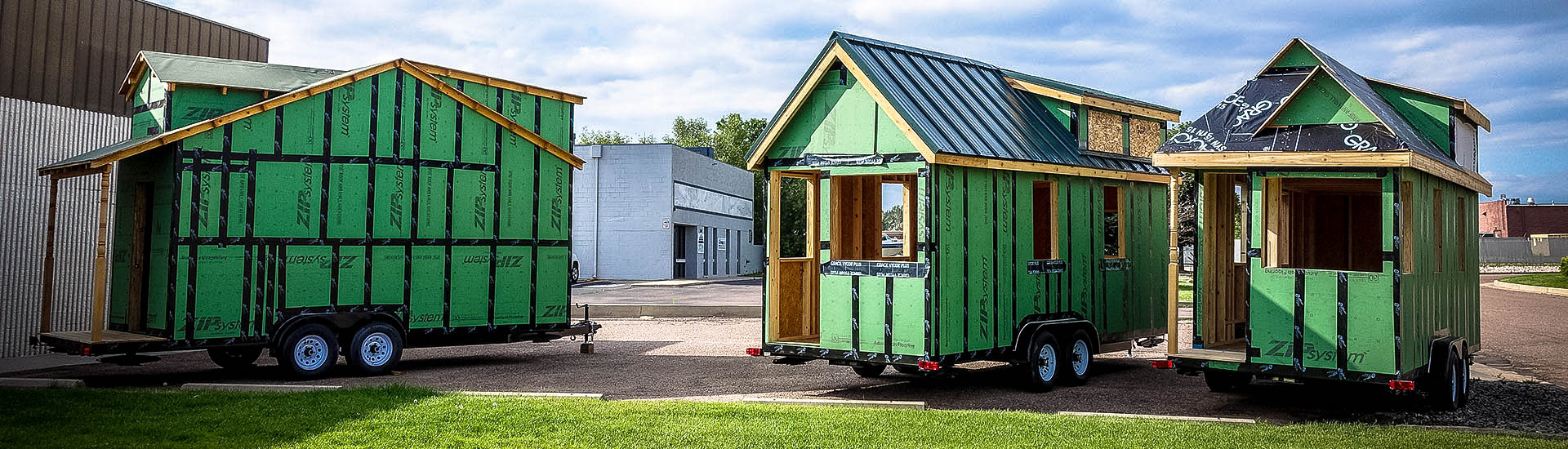 Barn Raiser by Tumbleweed Tiny House Company