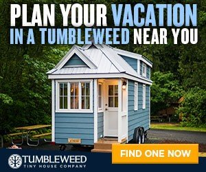 Tiny House Vacations - Tumbleweed Tiny House