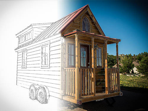Tumbleweed Tiny House Workshop