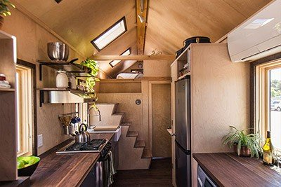 tumbleweed tiny houses - Tumbleweed Tiny House Interior