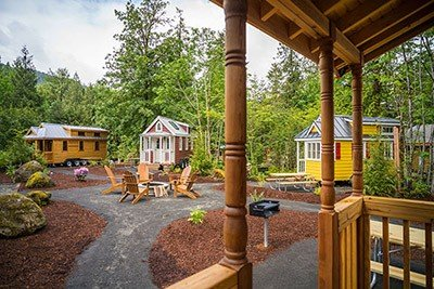 tiny house hotels - Pictures Of Tiny Houses