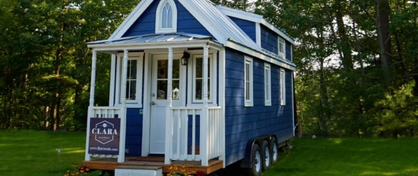 Tuxbury Tiny House Village Clara