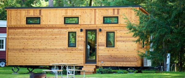 Tuxbury Tiny House Village Emerson