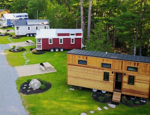 Tuxbury Tiny House Village, Tuxbury, NH