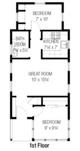 floor plans - Tiny House Floor Plans